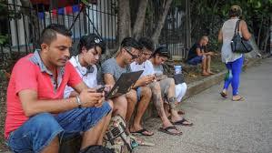 Wi-Fi zone Cuba