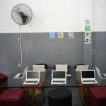 Free WiFi Kcho and Google