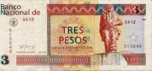 3 CUC peso